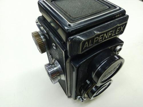 デジタル家電の二眼レフカメラ