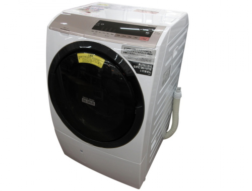 生活家電の洗濯乾燥機 日立 ビッグドラム
