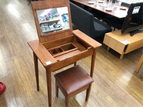 生活家具の中古 ドレッサー