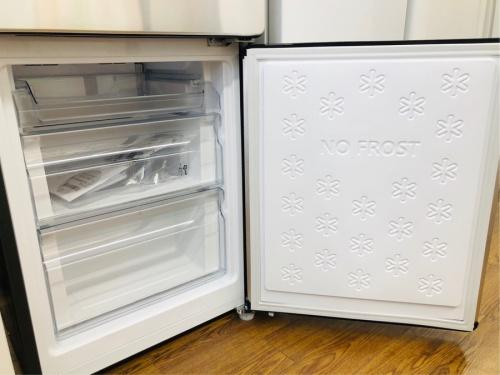 若葉台 中古 冷蔵庫の中古 haier