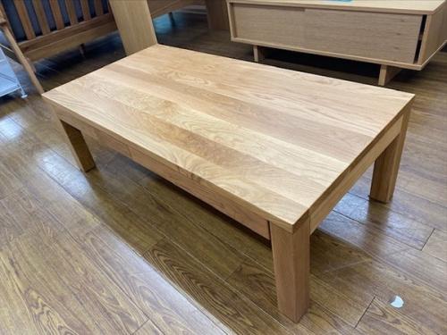 無印良品のローテーブル