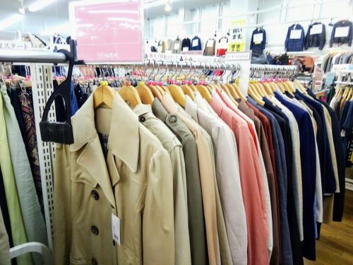 夏物買取の中古 衣類 買取
