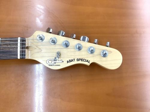 中古 ギターのG&L