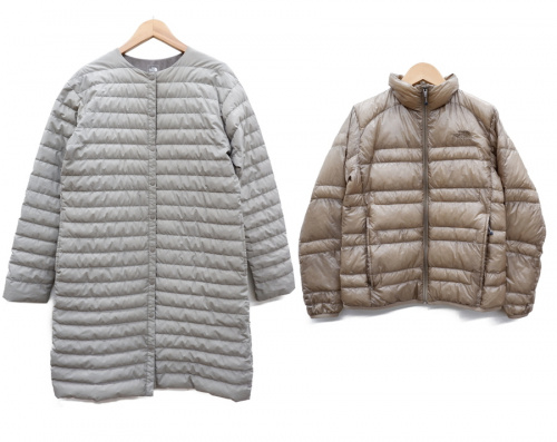レディースファッションの冬物 衣類 買取