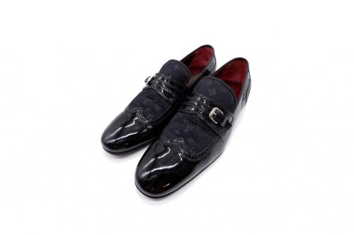 LOUIS VUITTONの靴 ビジネスシューズ