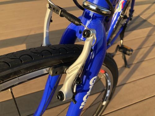 中古 クロスバイクの若葉台 自転車 買取