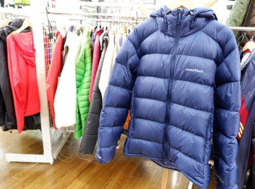 トップスのジャケット アウトドアブランド