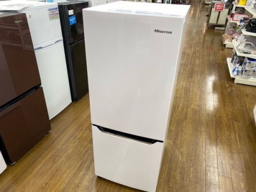2020年の2ドア冷蔵庫