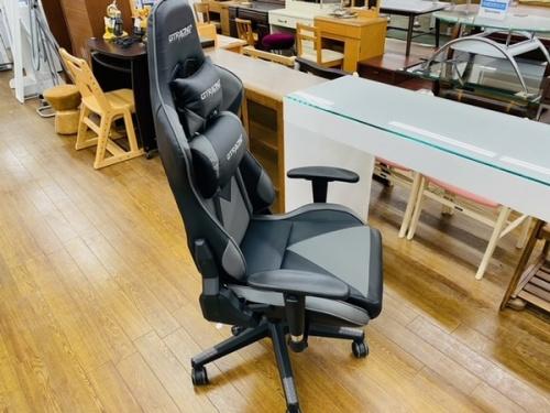 ゲーミングチェアの座椅子