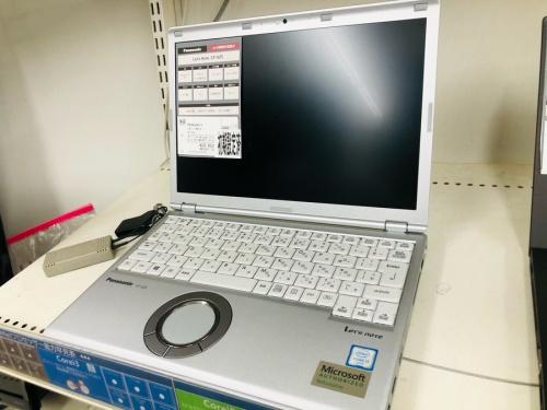 デジタル家電の中古 ノートパソコン