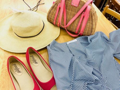 レディースファッションの夏物