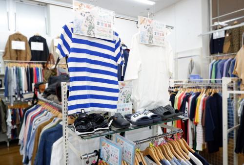 レディースファッションの夏物 衣類 買取