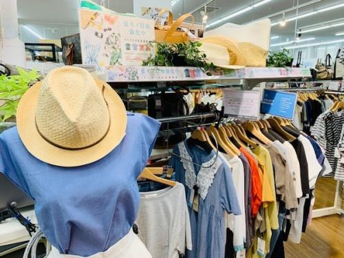 夏物の衣類 買取