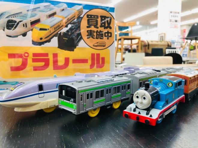 プラレール・トミカなどのおもちゃ買取り強化中!【稲城若葉台店】