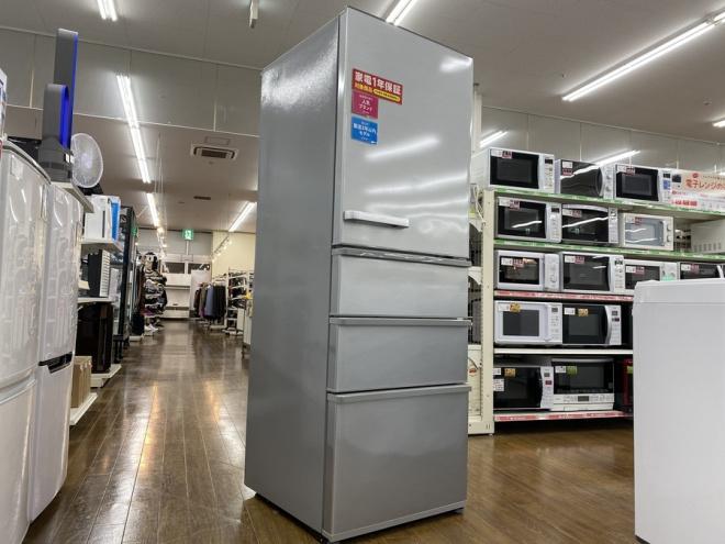 【新生活応援!】AQUA(アクア)の4ドア冷蔵庫(AQR-36G2)が入荷しました!【稲城若葉台店】