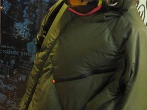 スノーボードのAnalog