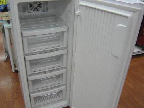 冷凍庫のHaier