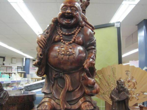 伝統工芸品の七福神