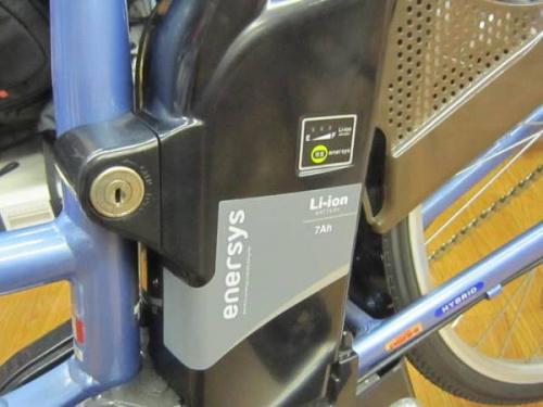 電動自転車のCBA