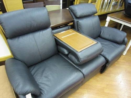 ソファーのリクライニングソファー