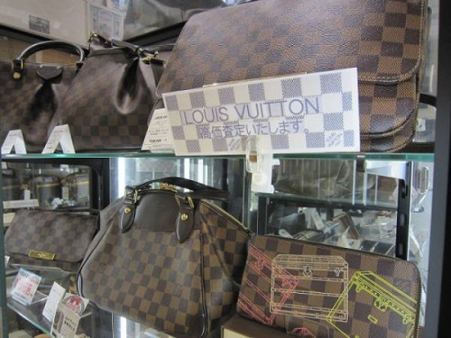 ルイヴィトンのトートバッグ