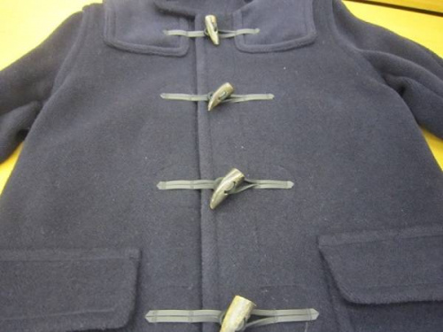 コートのダッフルコート