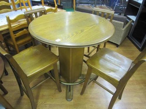 家具・インテリアのバーテーブル