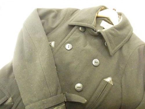 ジャケットのNIGEL CABOURN