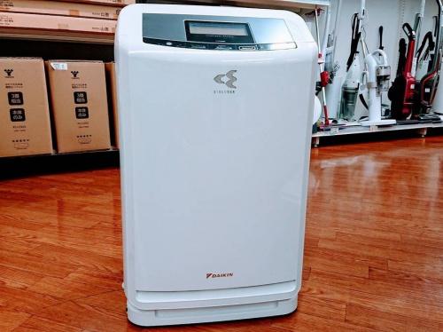 除湿器の空気清浄機
