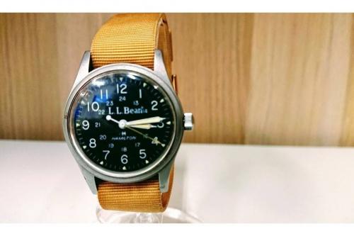 HAMILTONの武蔵村山腕時計