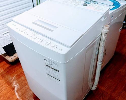 生活家電の中古洗濯機