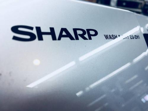 ドラム式洗濯機の乾燥機能付