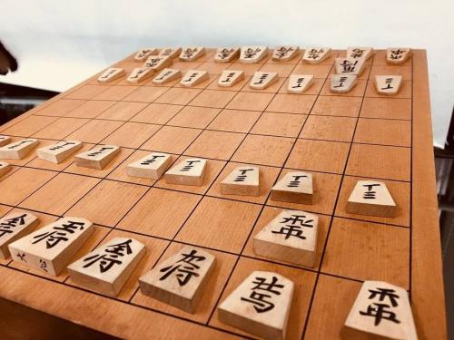 将棋盤・駒セットの武内王将堂