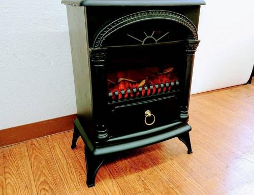 ヒーターの暖炉