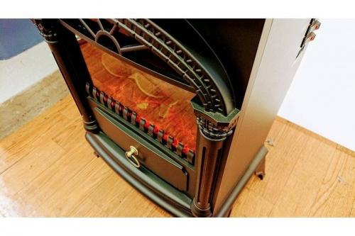 暖炉のニトリ