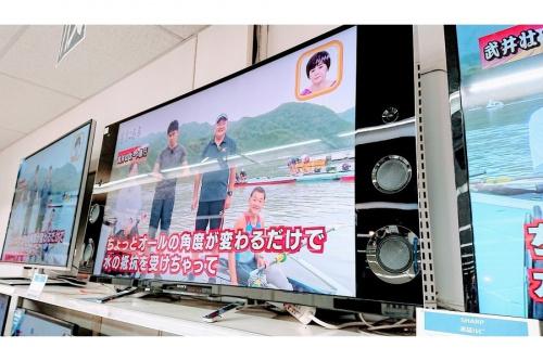 液晶モニターの武蔵村山 昭島 福生 青梅 東大和 立川 テレビ 買取