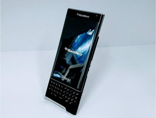 スマートフォンのBlackBerry