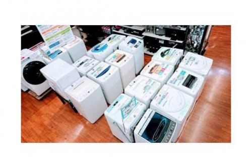 洗濯機の武蔵村山 昭島 福生 青梅 東大和 中古洗濯機
