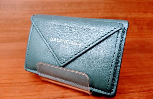 財布のペーパーミニウォレット