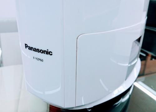 Panasonicの乾燥機