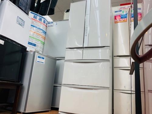 デザインキッチン家電の冷蔵庫
