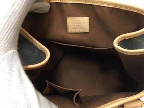 トートバッグのコインケース
