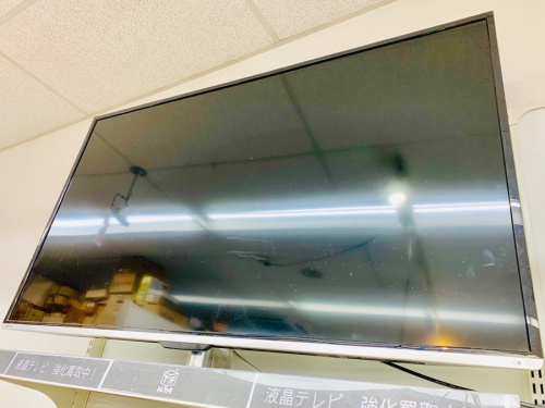液晶テレビのTOSHIBA GreenHouse