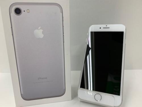 iPhone 7plusのApple