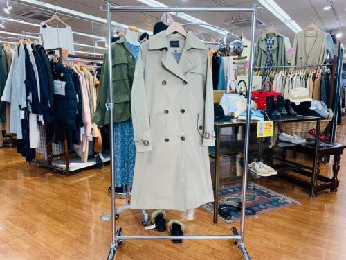レディースファッションのコート アウター ジャケット