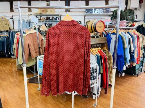 ジップモックネックカットソー オープンカラーシャツのNeedles ニードルス South2 West8 サウスツーウエストエイト  Engineered Garments エンジニアード ガーメンツ  NEPENTHES  ネペンテス