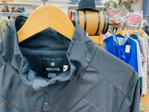 ツーレイヤー オクタジャケット ハイブリッドアコンカグアジャケット グローブトレッカージャケットのSNOWPEAK スノーピーク THE NORTH FACE  ノースフェイス