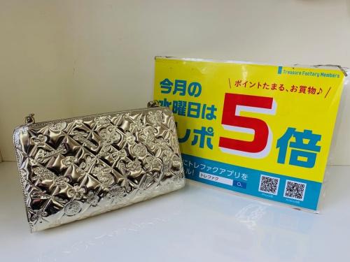 バッグ・財布のクリスマスプレゼント