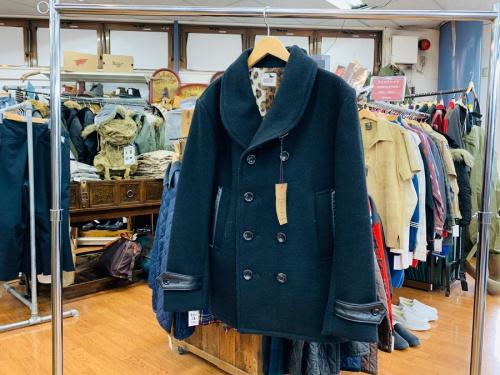 コートのウールコート