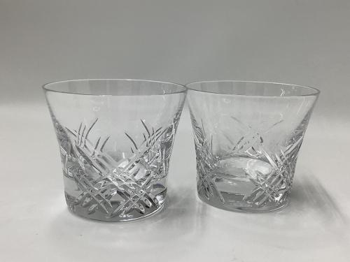 ガラスのお酒